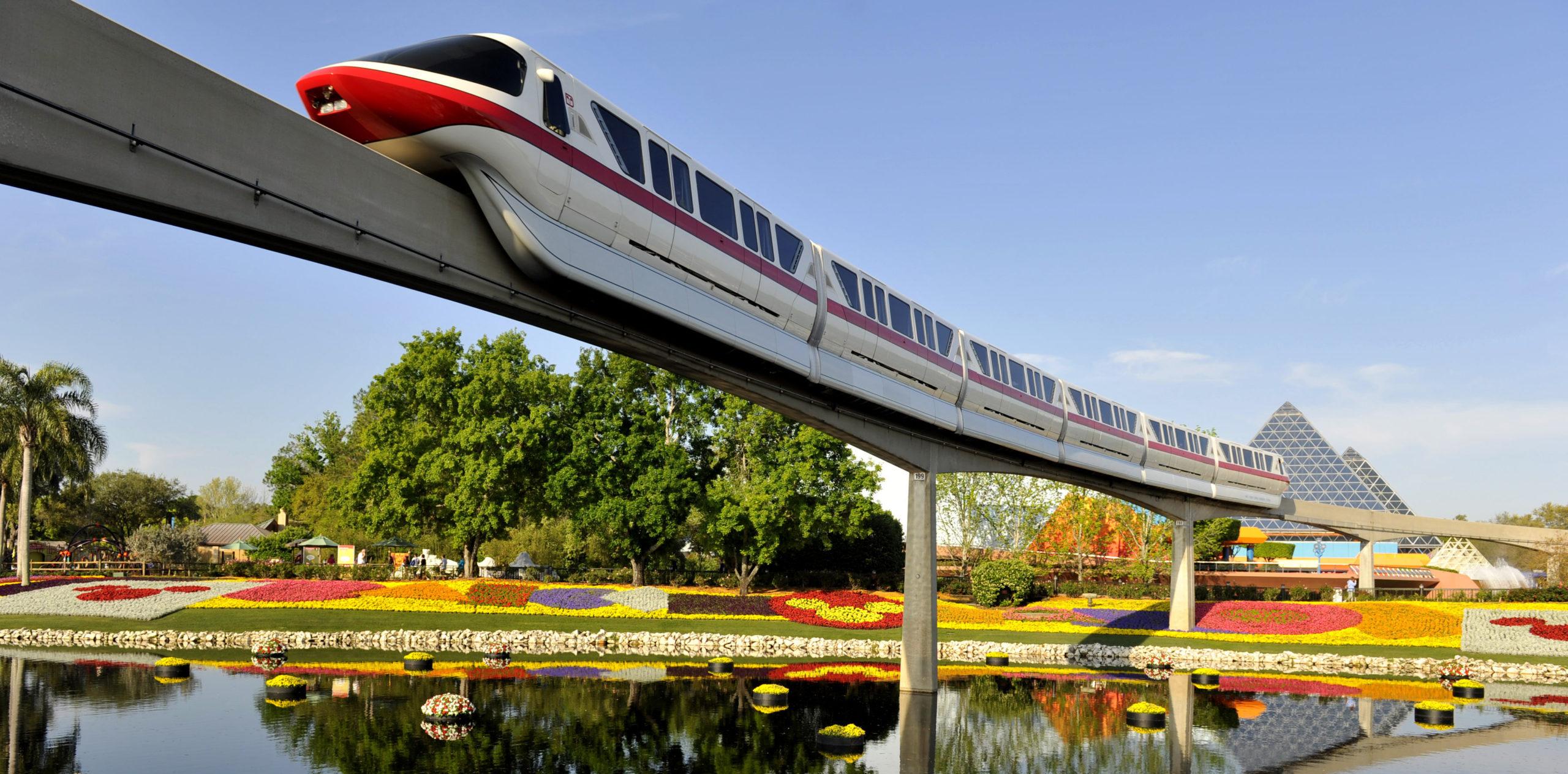 Monorail Disney.