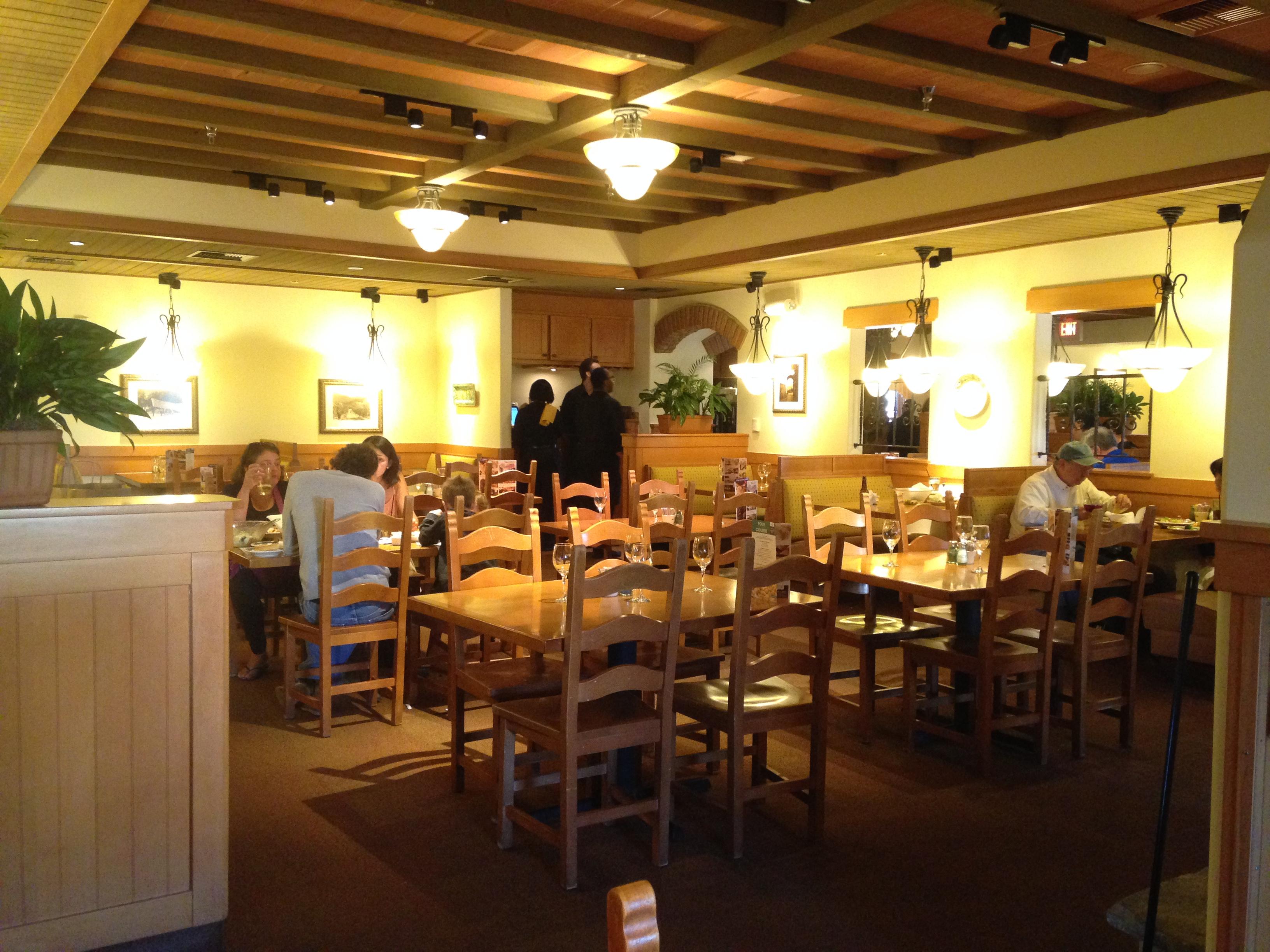 Olive Garden O Italiano Que Quase Brasileiro