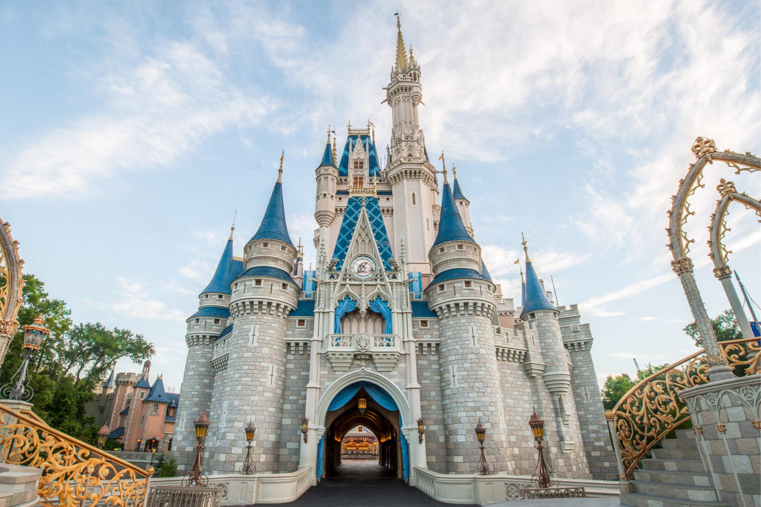 reabertura dos parques de Orlando