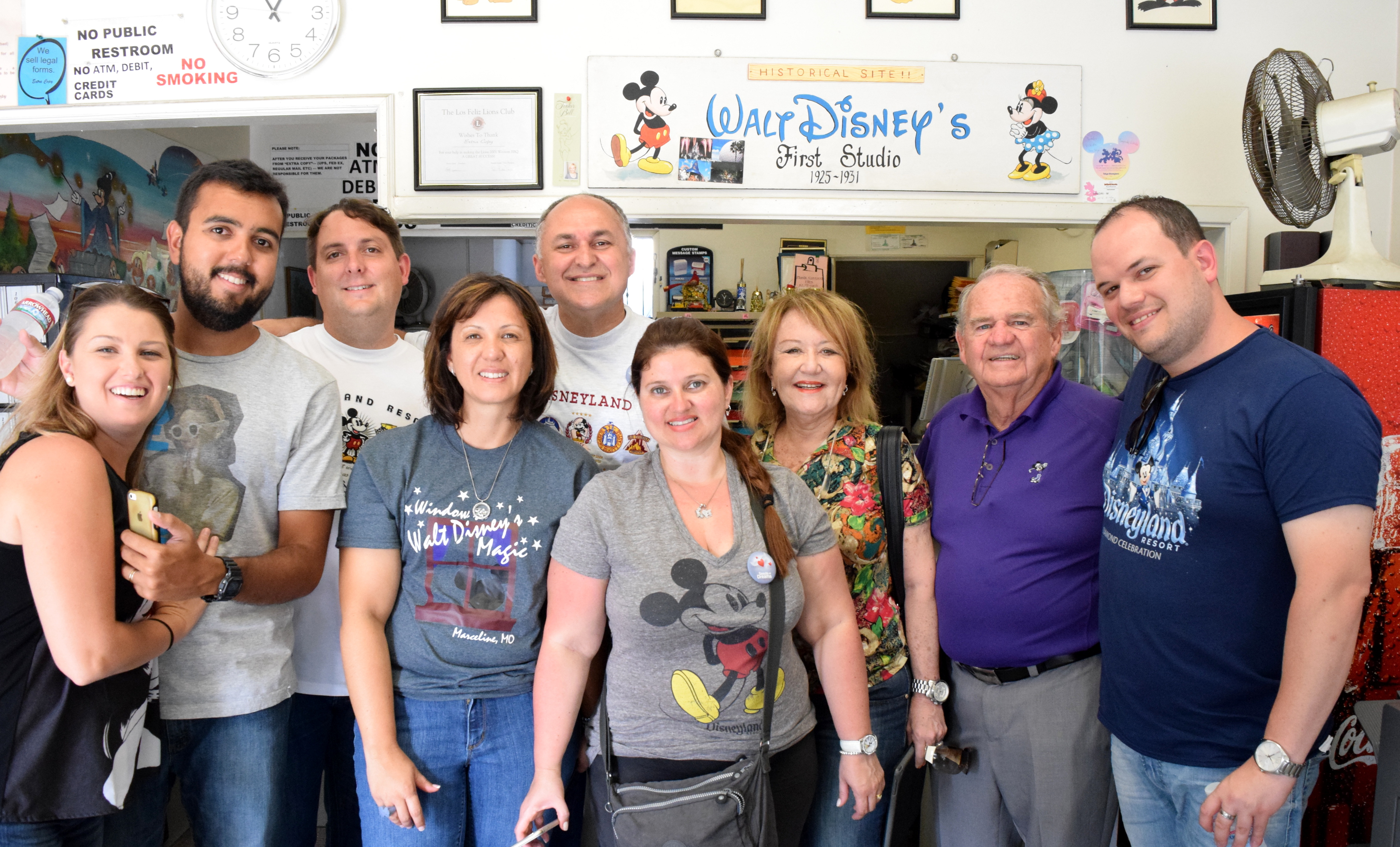 Walt Disney Los Angeles