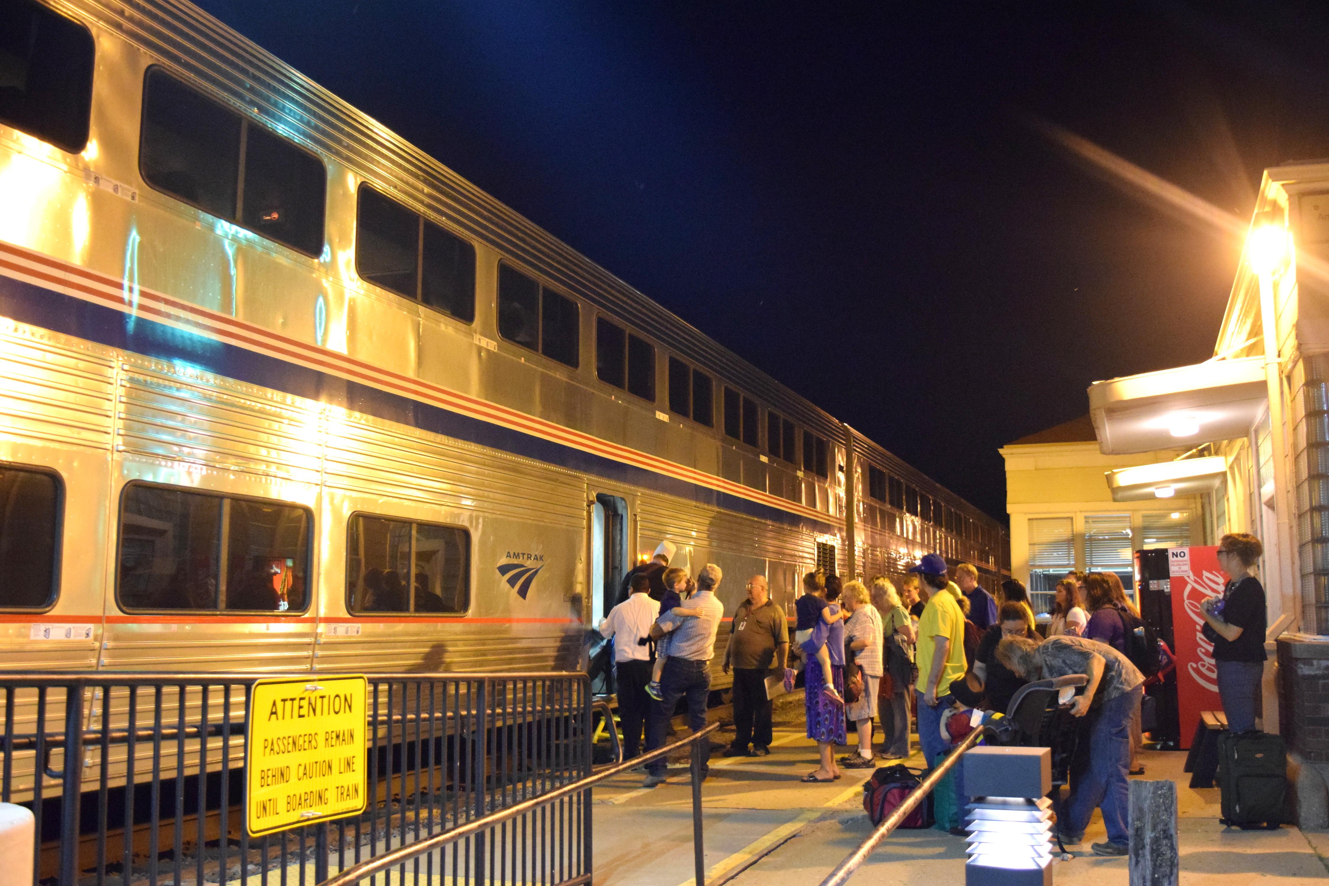 Estação de La Plata.