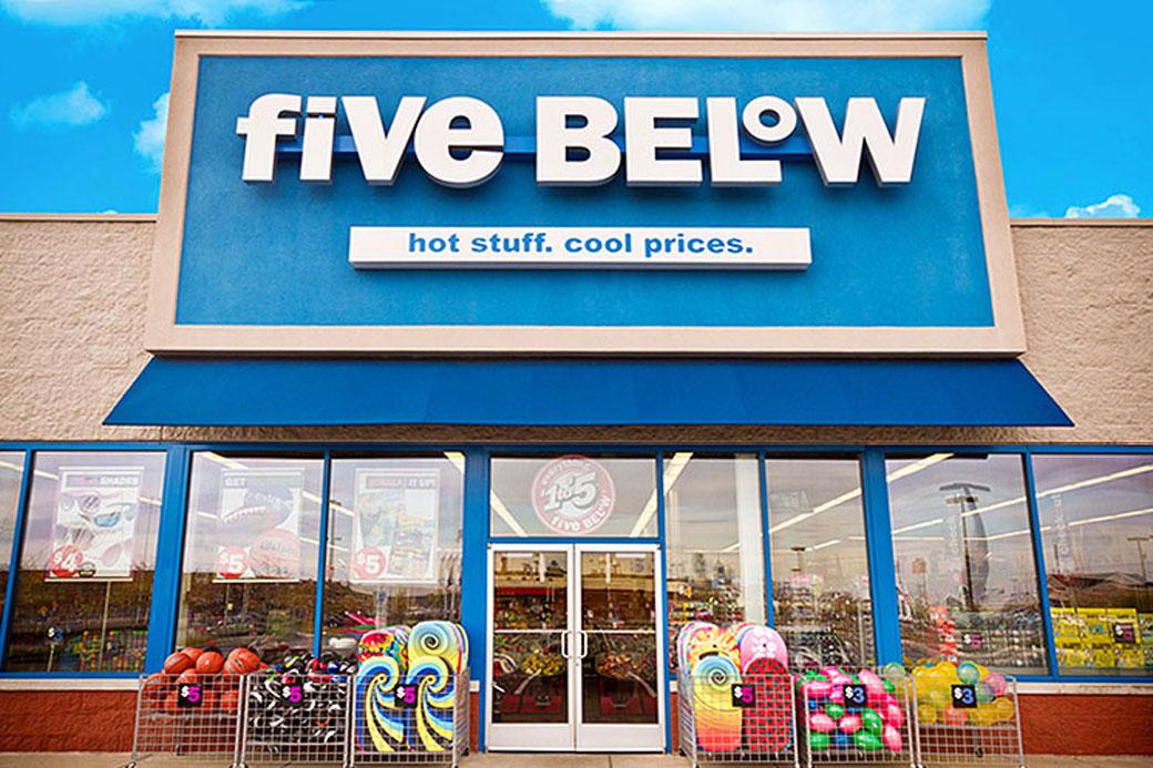 Foto: fivebelow.com