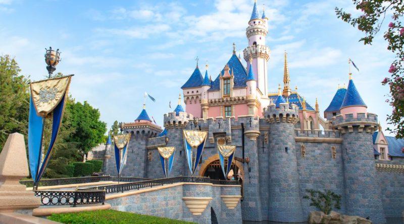 Reabertura Disney Califórnia