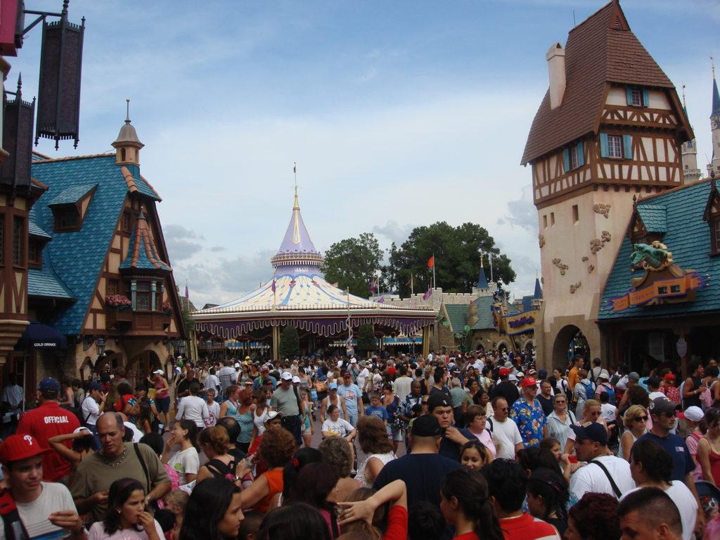 Fantasyland - Julho 2007