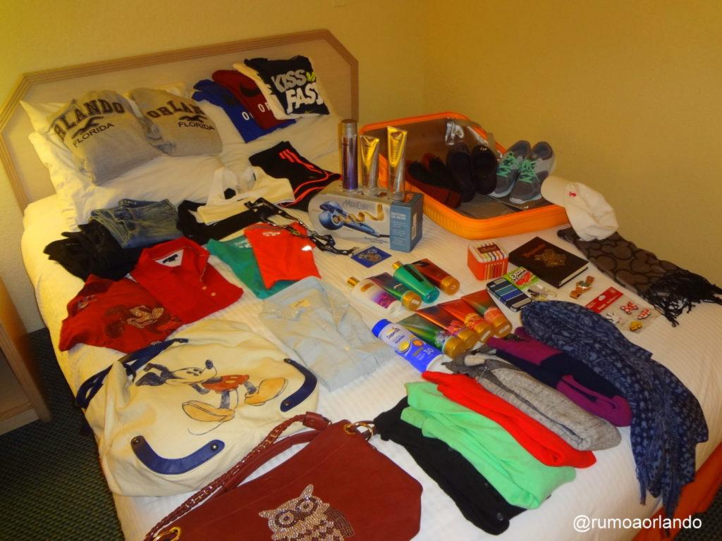 Já imaginou perder tudo o que comprou na viagem? Que pesadelo!