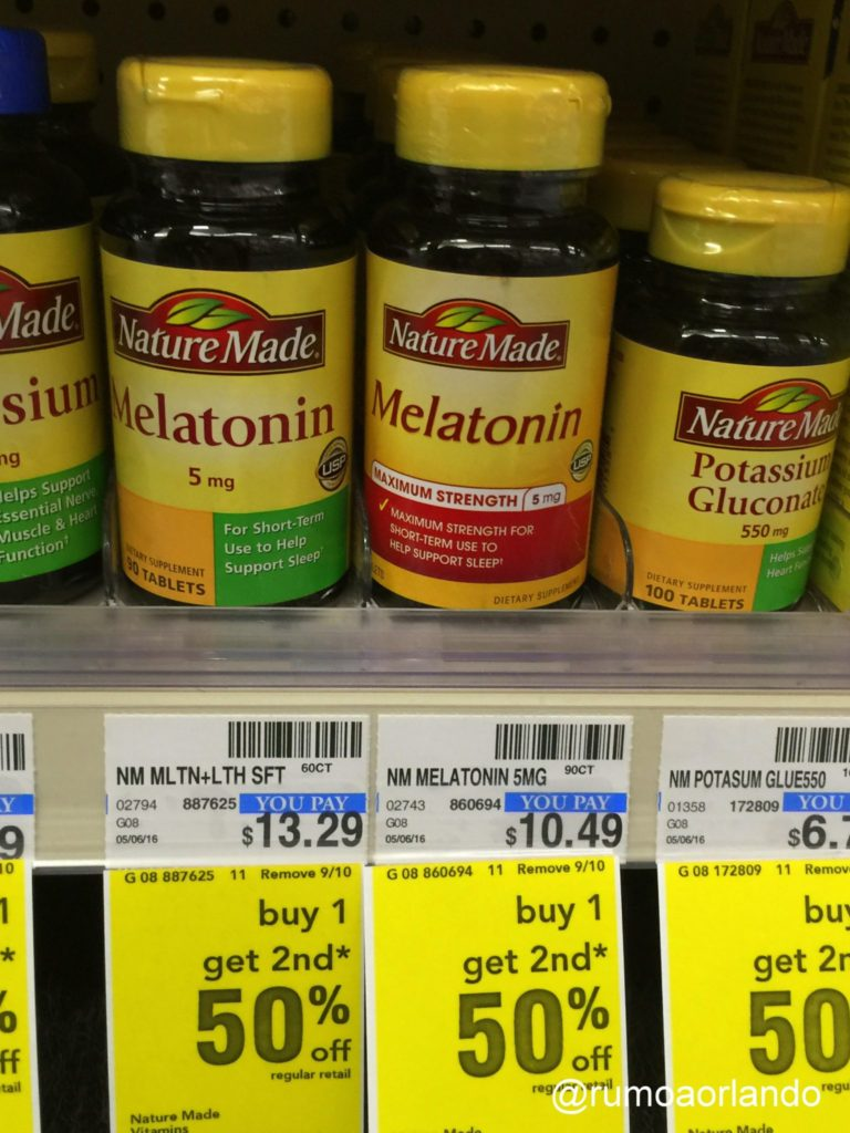 Melatonina - CVS Pharmacy