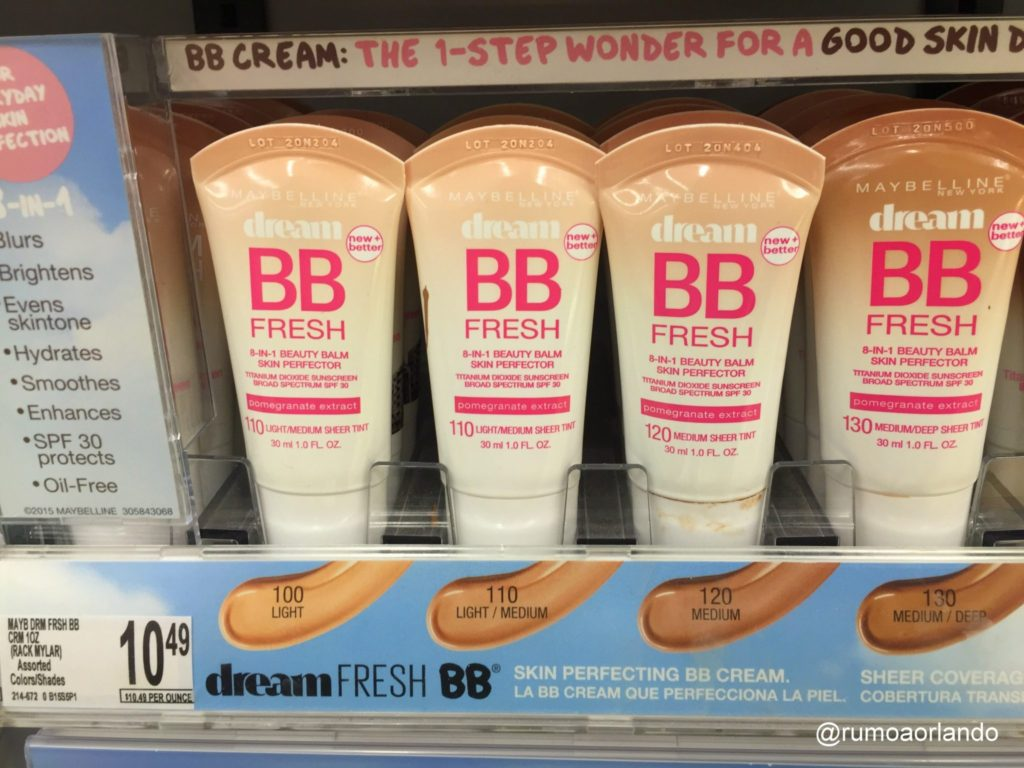 BB Cream Maybelline - Walgreens