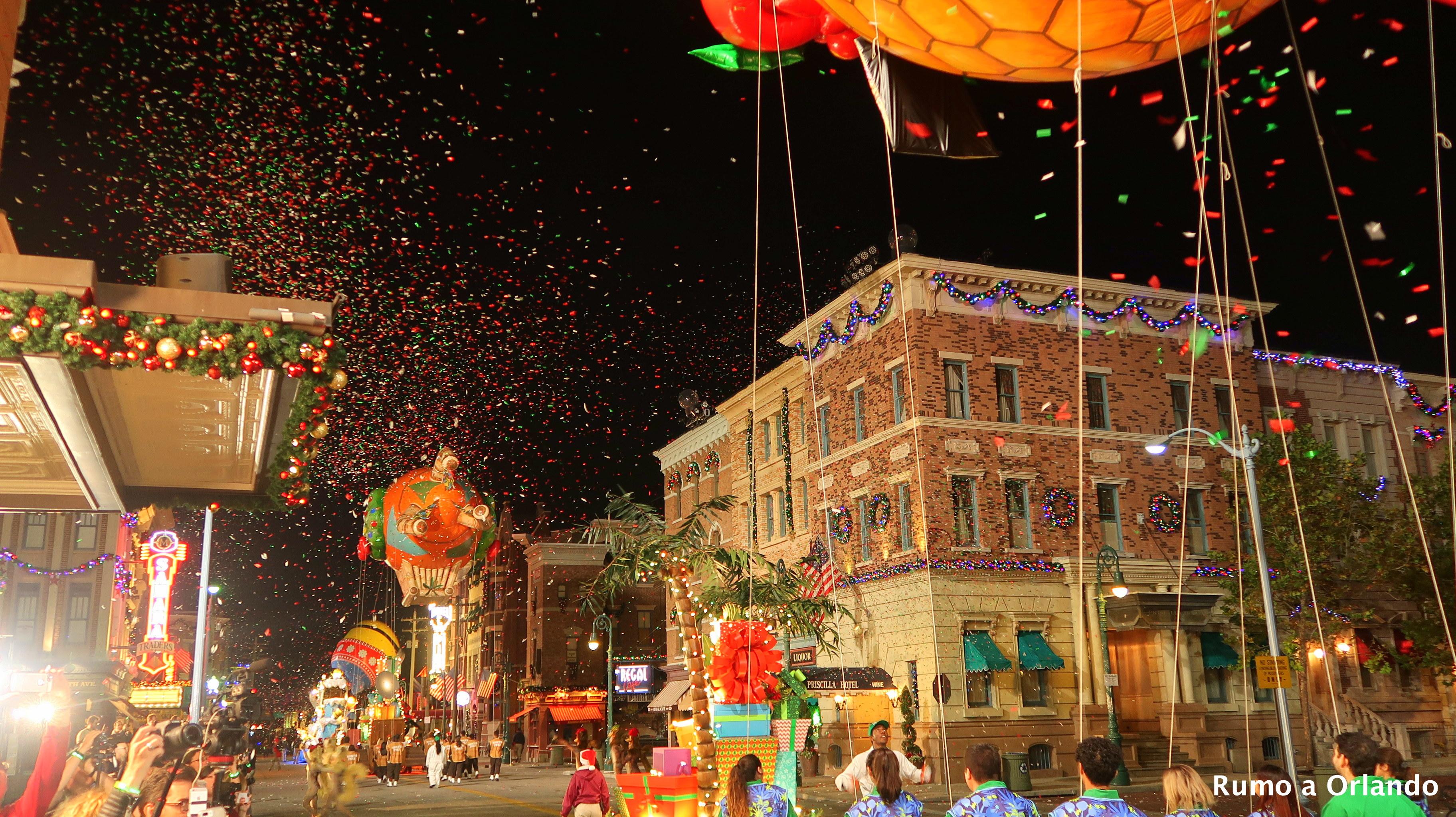Natal em Orlando