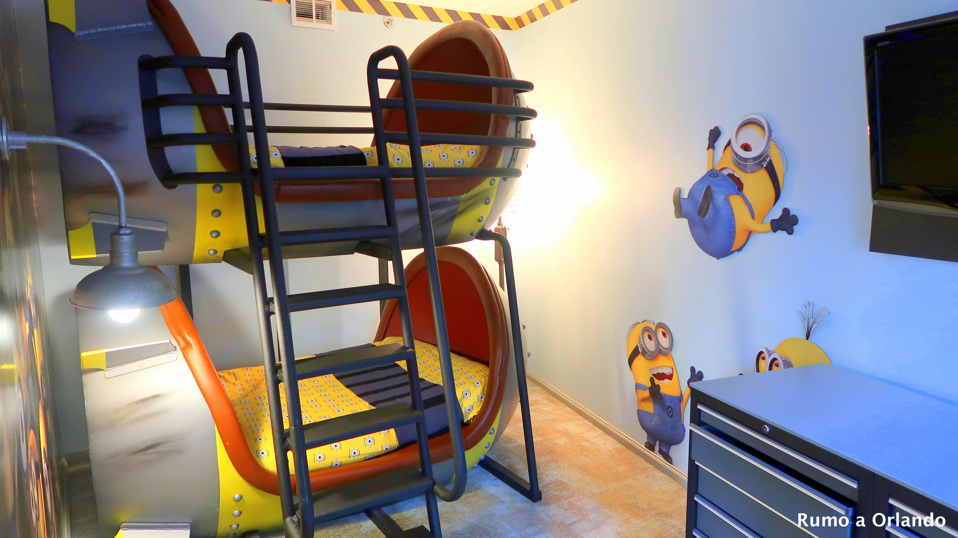 Loews Portofino Bay Hotel E A Su Te Dos Minions
