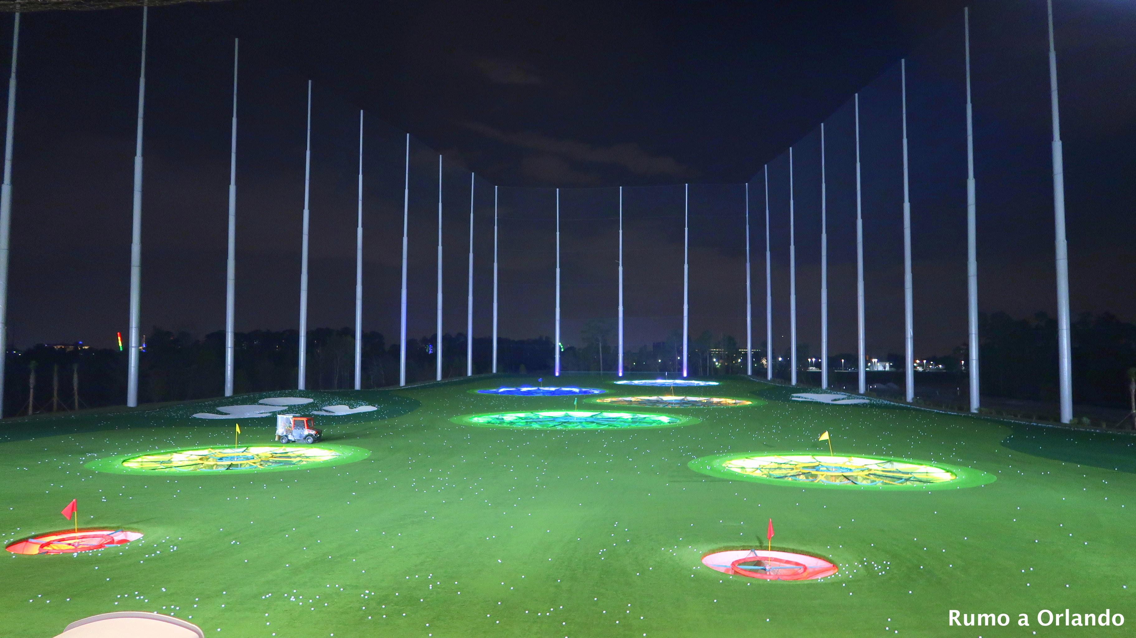 Golf em Orlando