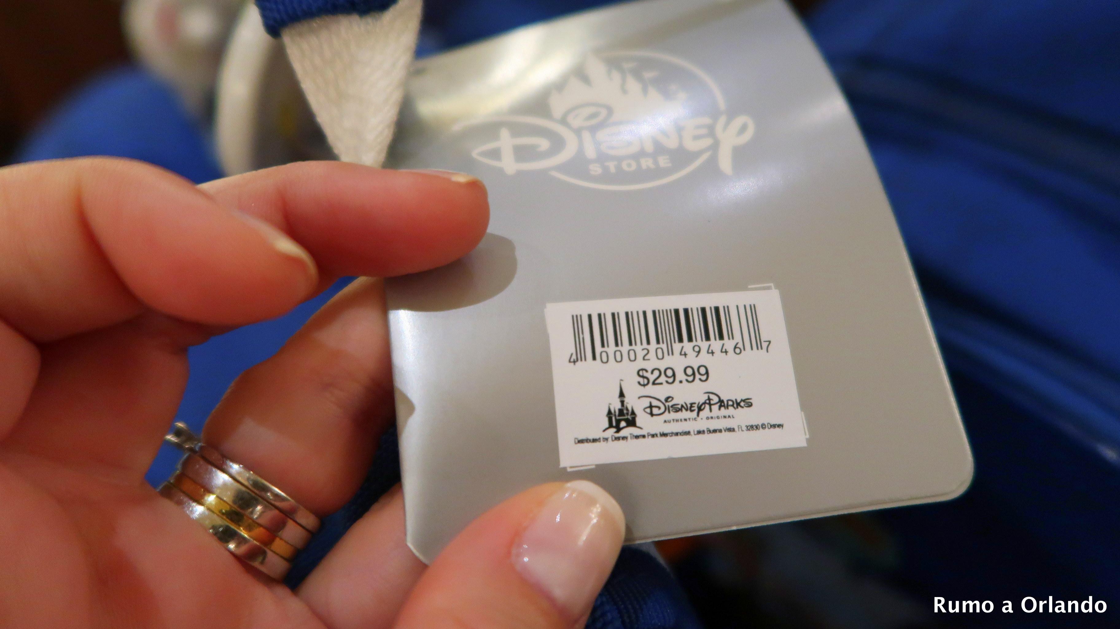 Novos produtos da Disney