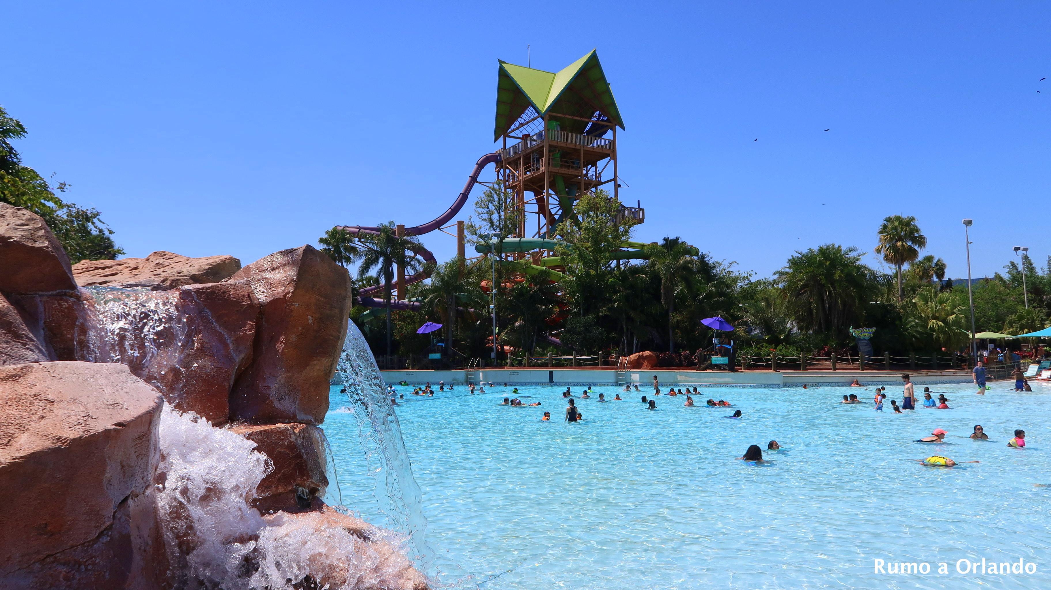 Novidade parque Aquatica
