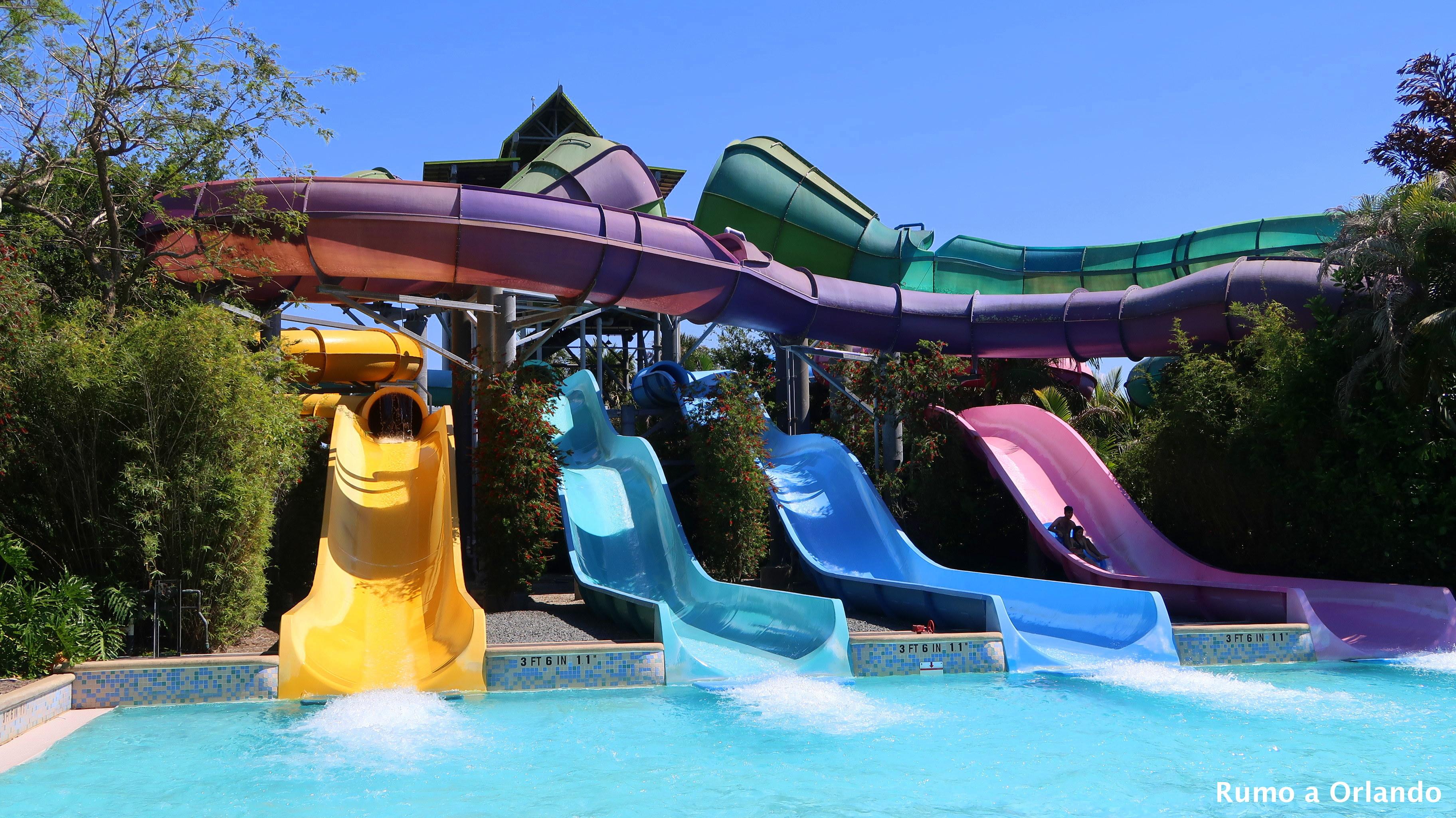 Parque aquático Aquatica