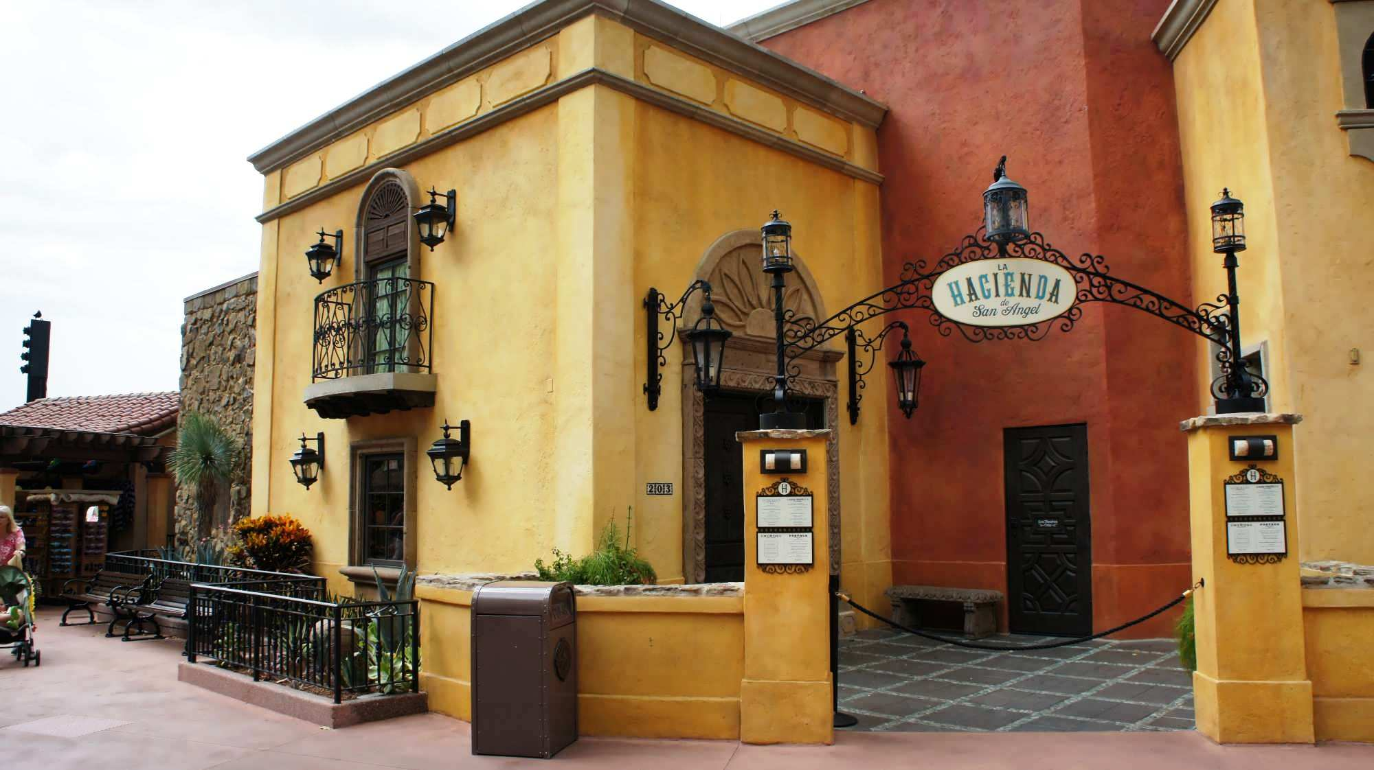 Review La Hacienda de San Angel