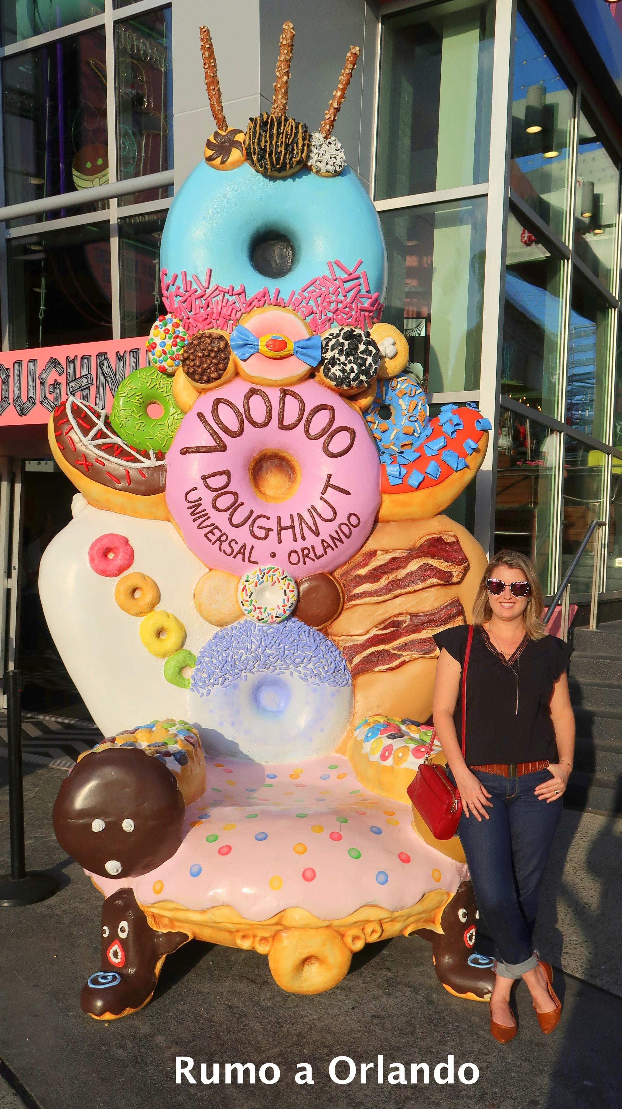 Donuts Voodoo Doughnut