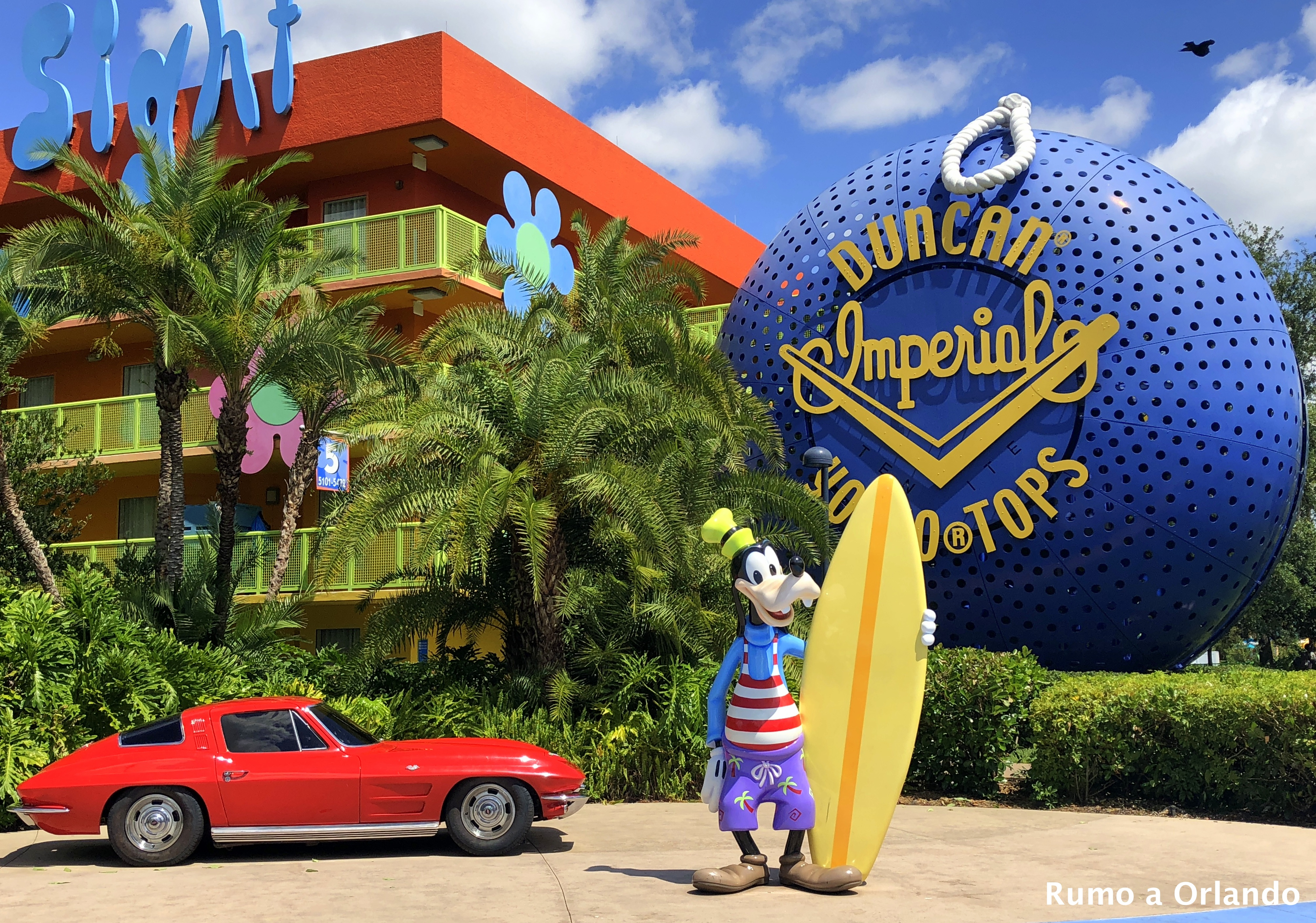 reabertura hotéis Disney