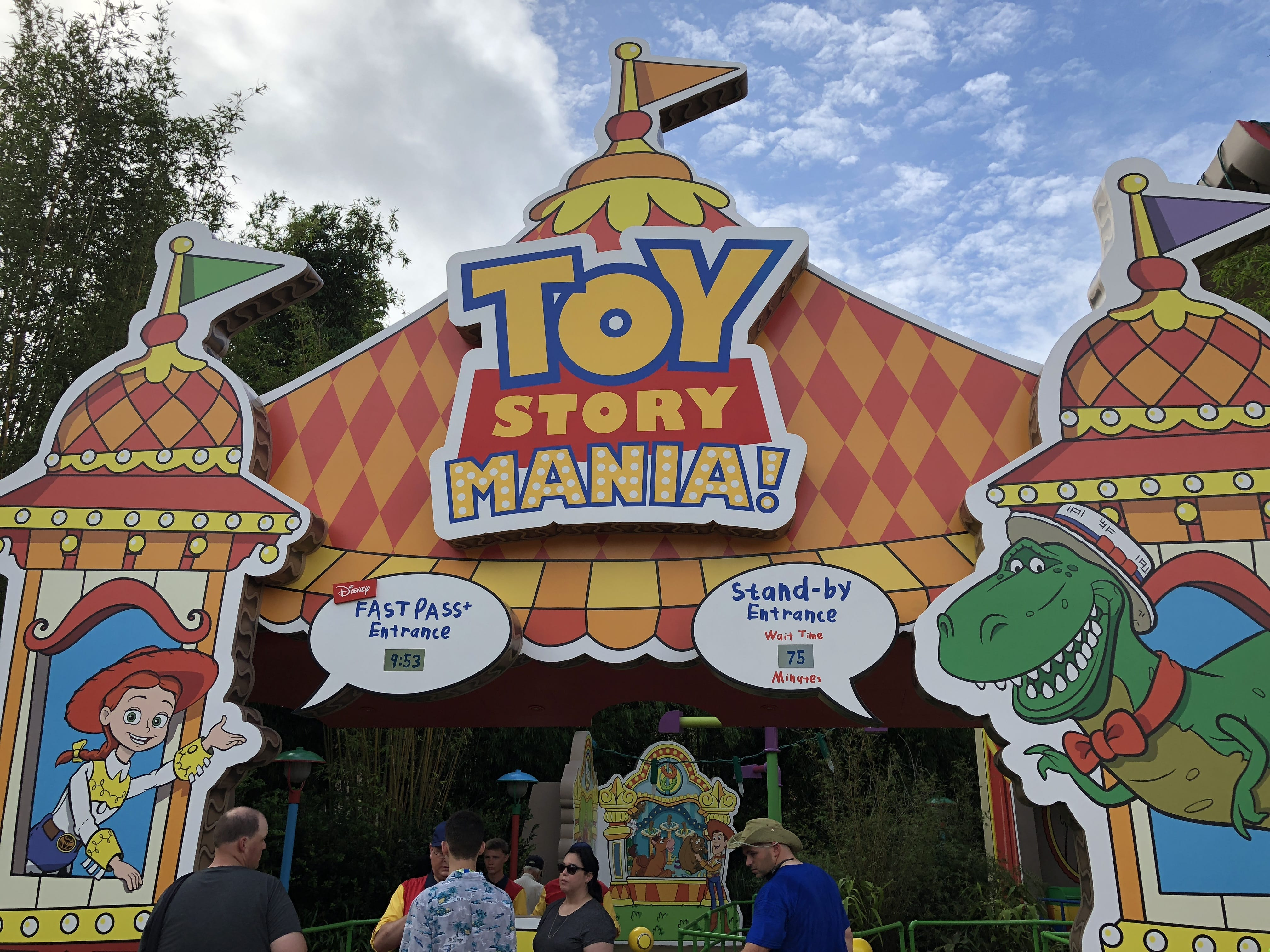 dicas Toy Story Land