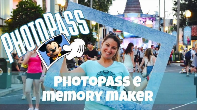 plano de fotos disney
