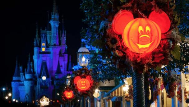 Disney's Not So Spooky Spectacular Dessert Party