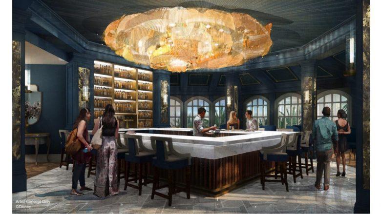 Bar da Bela Disney