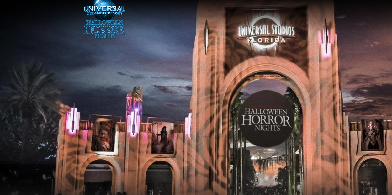 Universal Studios cancela o Halloween Horror Nights em 2020