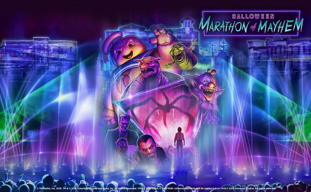 Halloween Marathon of Mayhem