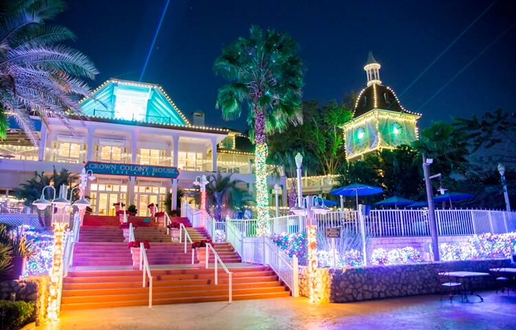 Natal no Busch Gardens