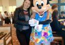 Topolino's Terrace – refeição com Mickey e amigos