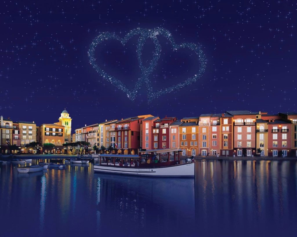 Harbor Nights Romantico