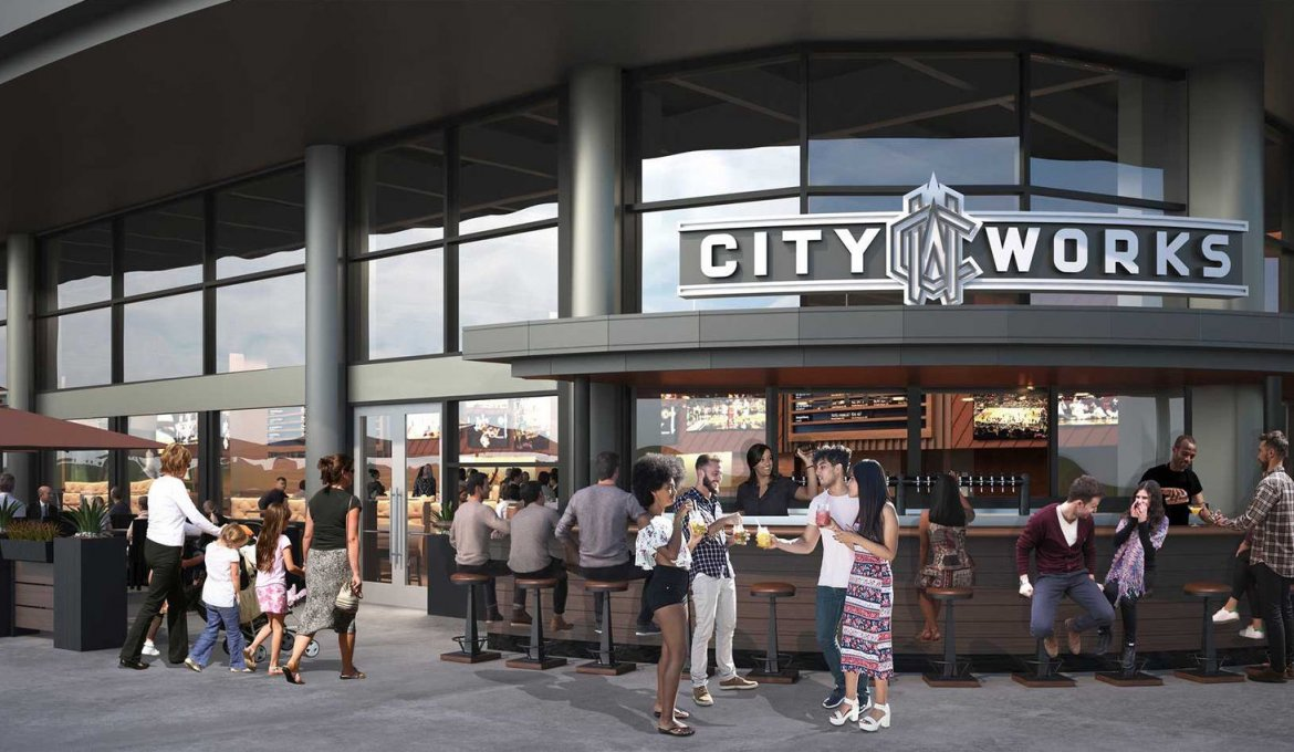 City Works Eatery