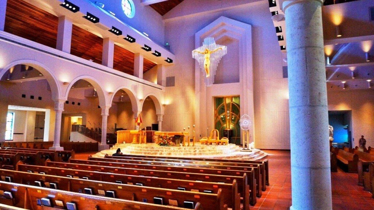 igreja em orlando