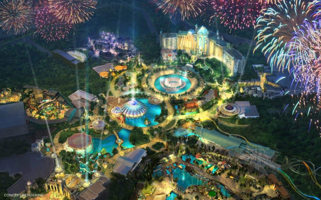 Universal anuncia retomada da construção do Epic Universe
