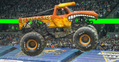 Como é o Monster Jam – evento de trucks em Orlando