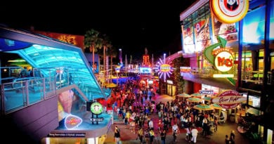 Universal anuncia reabertura do City Walk