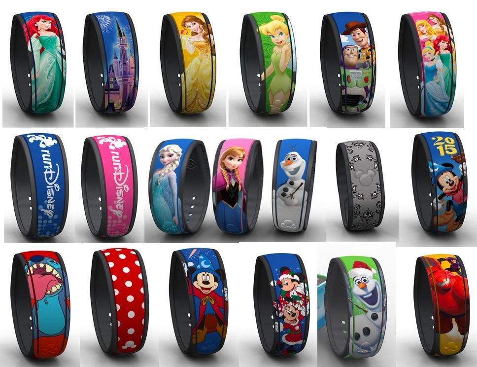MAGIC BANDS DISNEY