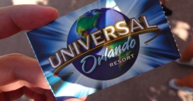 Universal anuncia mudança em seus ingressos