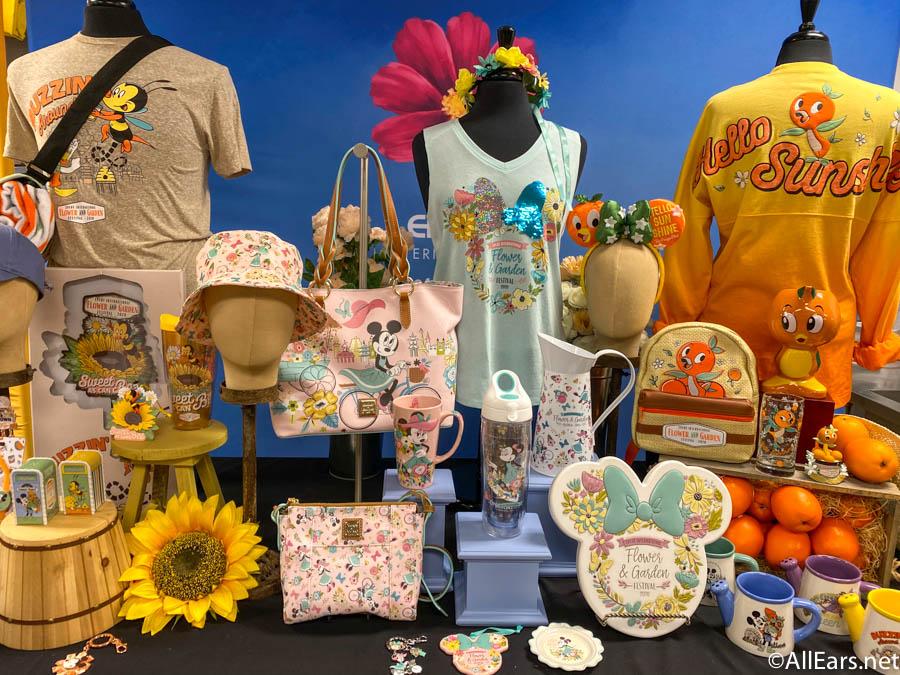 merchandise flower and garden 2020