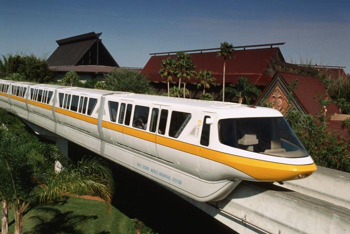 monorail rumo a orlando