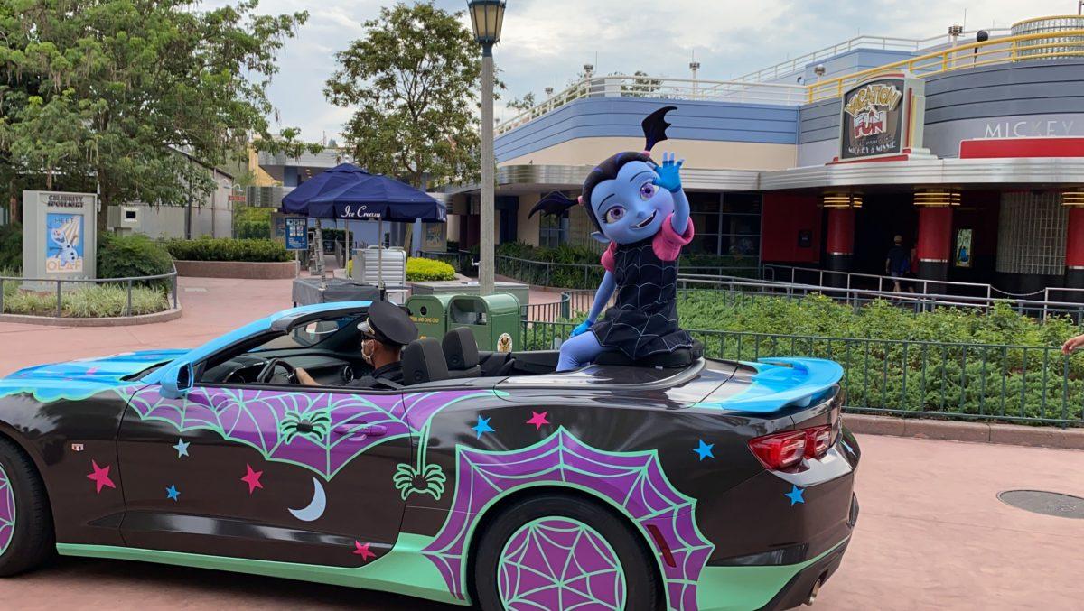 Parada Disney Junior