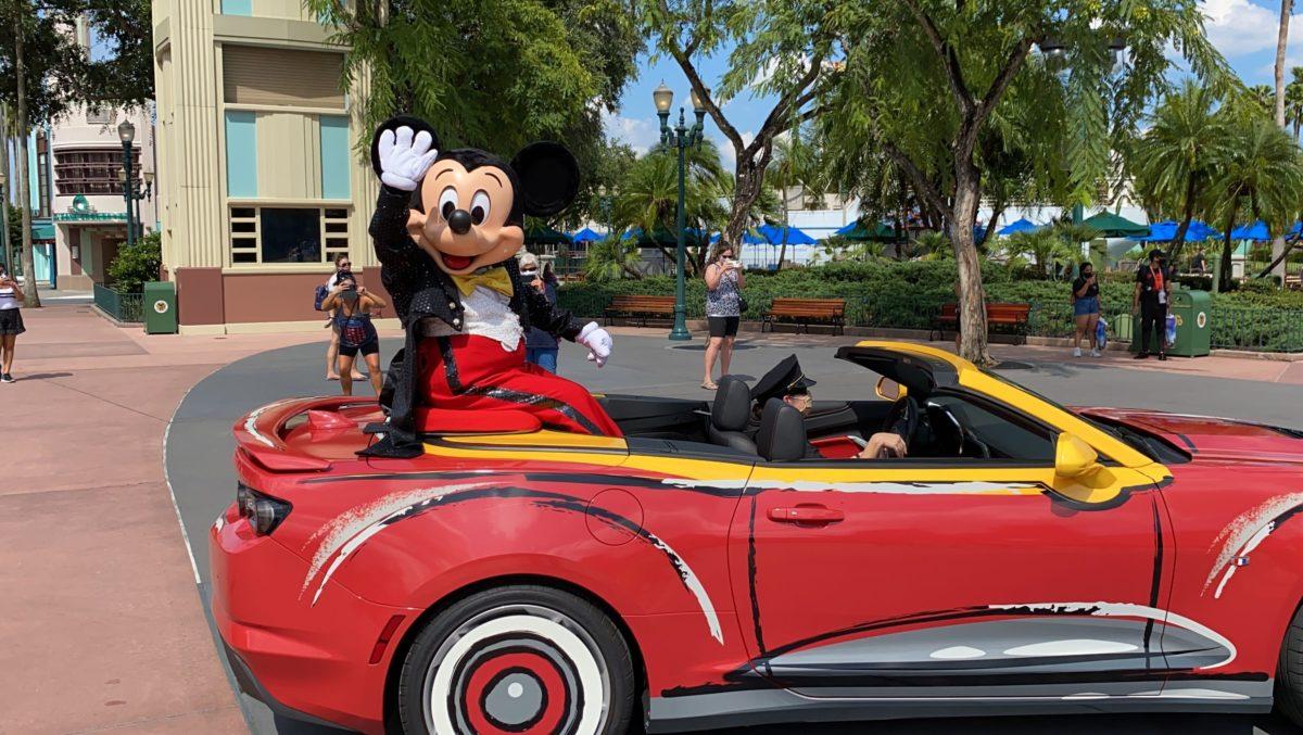 Parada Mickey