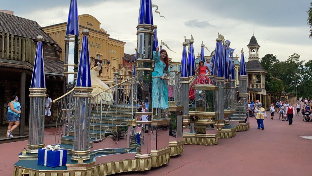 Reabertura Parques Disney