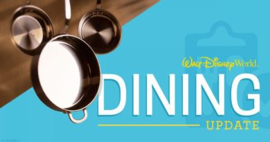 Disney reabre reservas de restaurantes para todos os visitantes