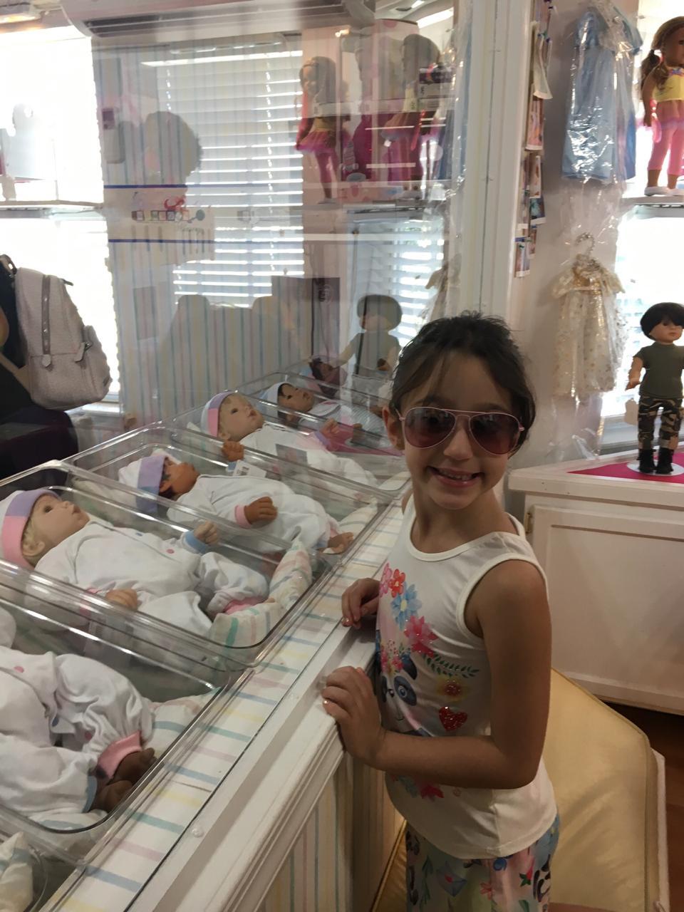 bonecas reborn em Orlando