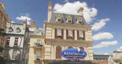 Embarque na atração Ratatouille: The Adventure sem sair de casa