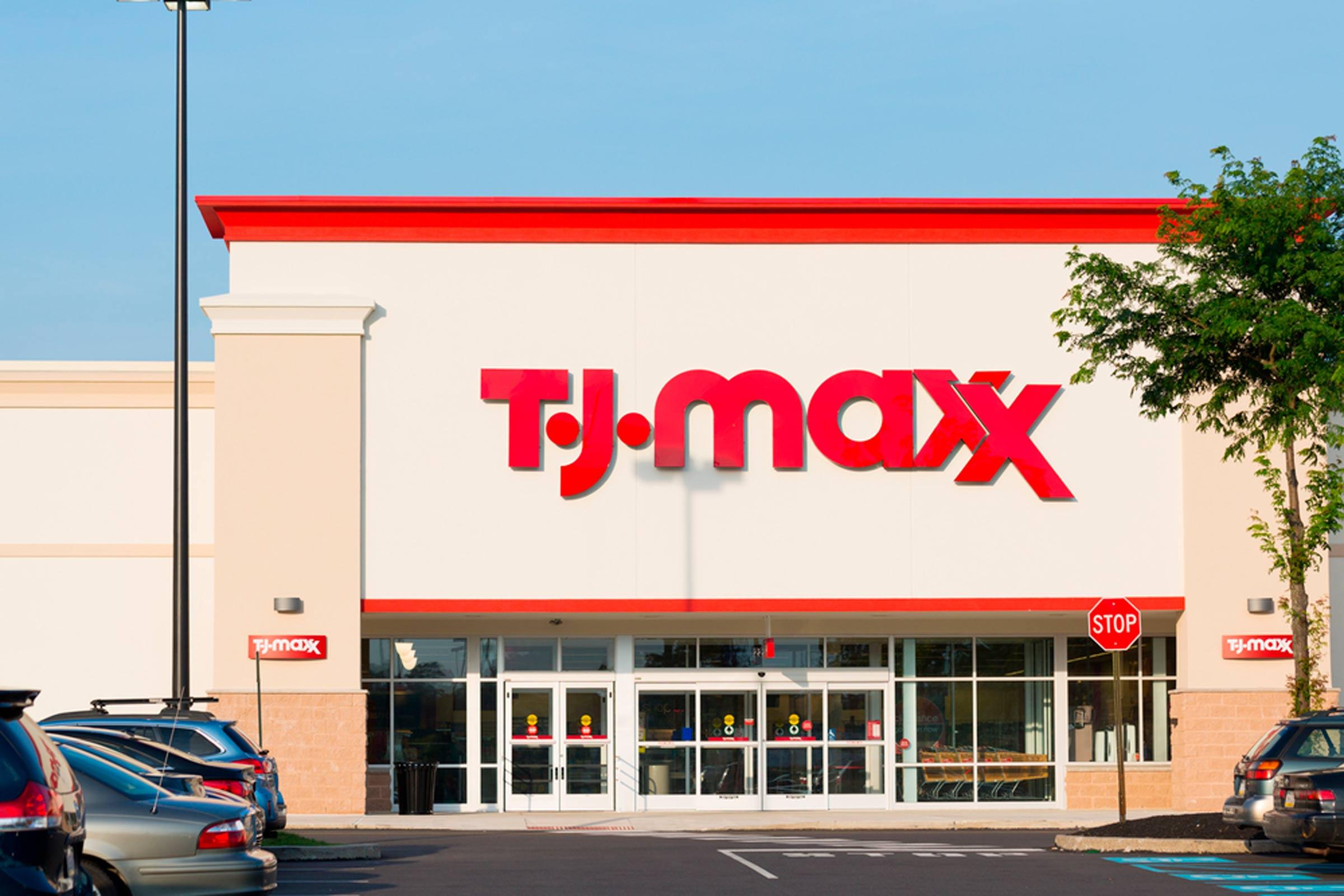 como são as lojas Ross, Burlington, TJ Maxx e Marshalls