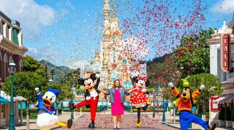 Reabertura Disneyland Hong Kong 2020