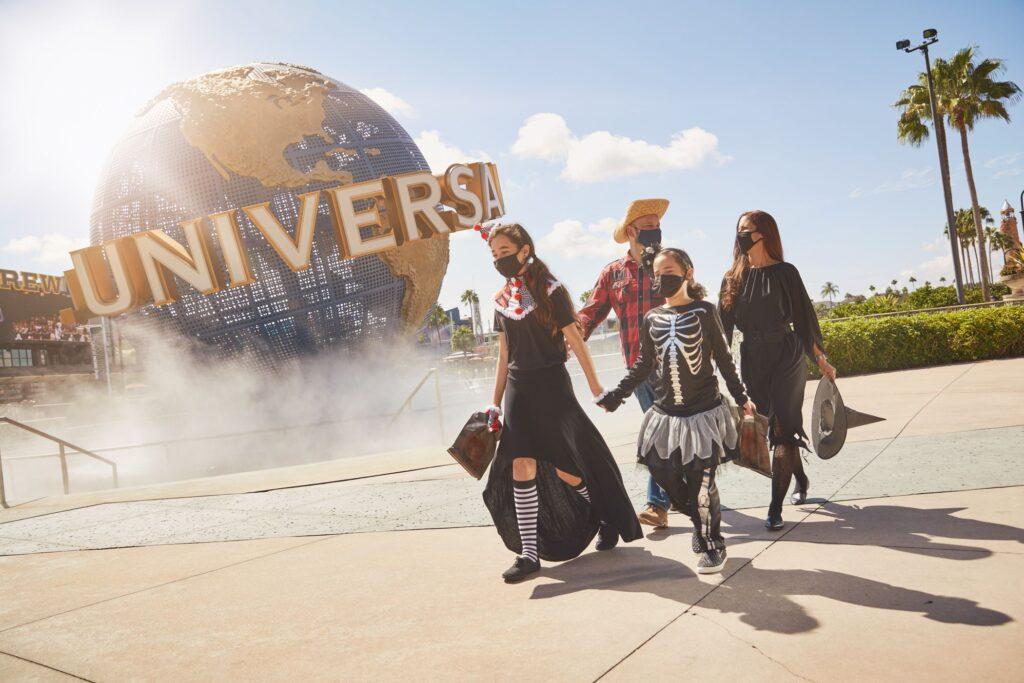 Halloween Universal Studios 2020