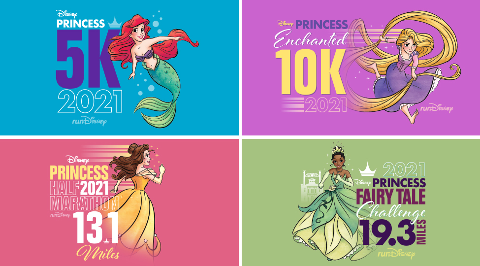 como é a Run Disney