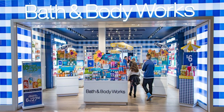 loja Bath & Body Works