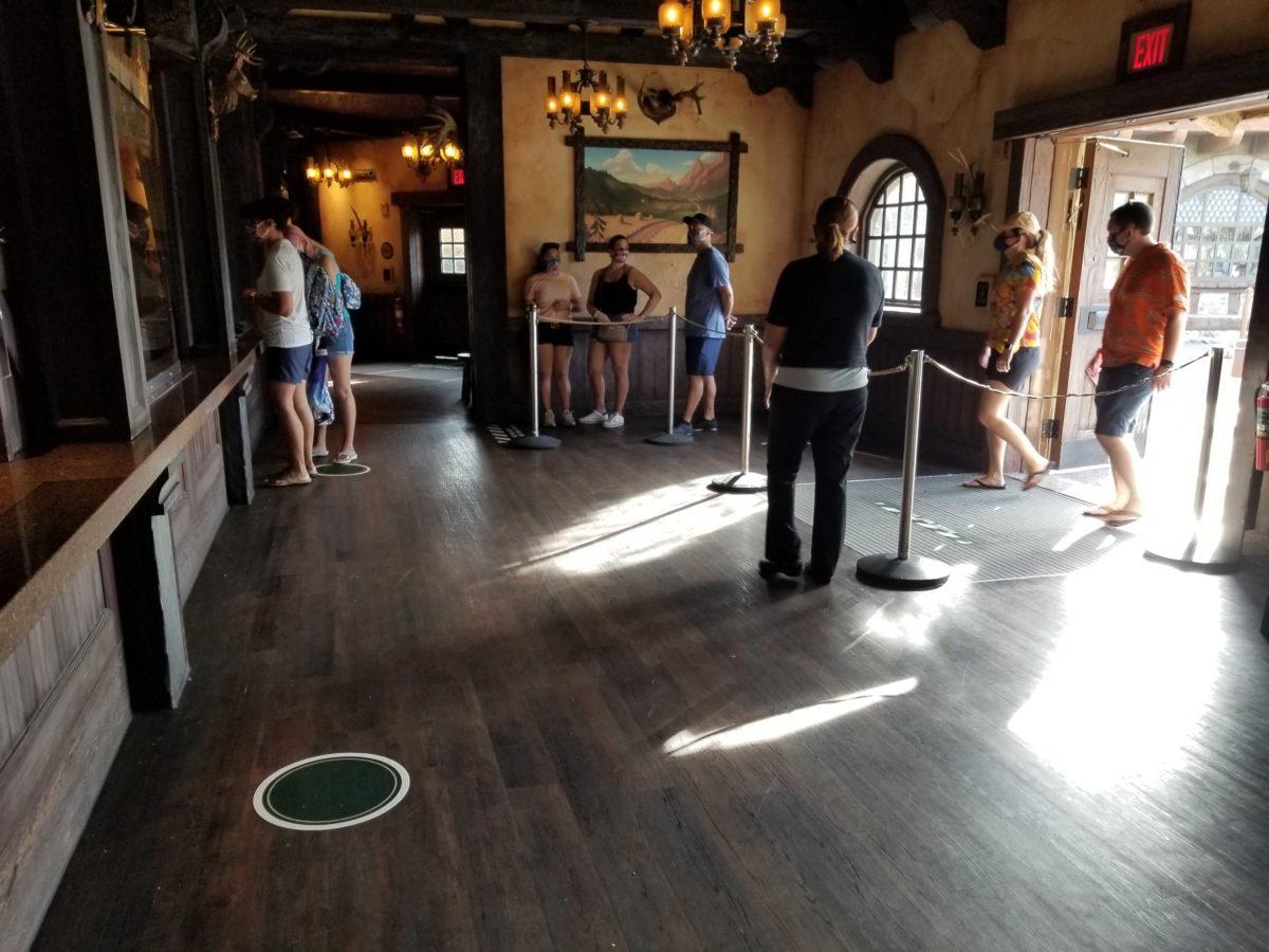Restaurantes Disney